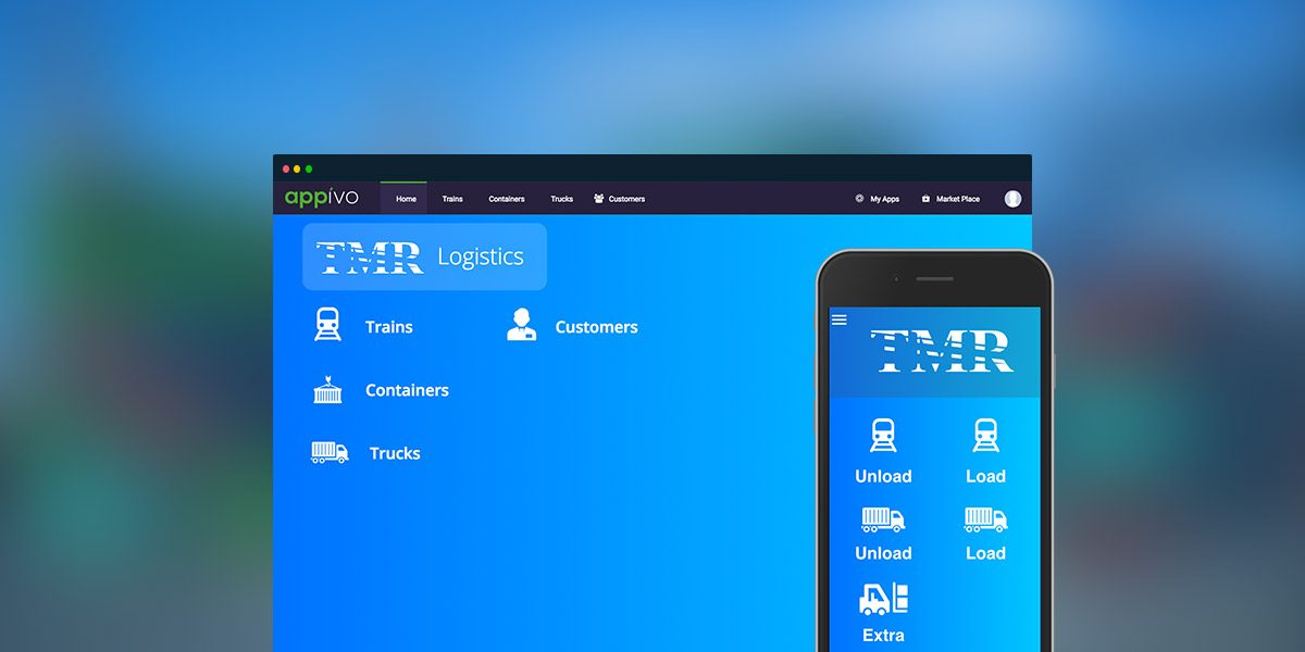TMR – Logistics management app