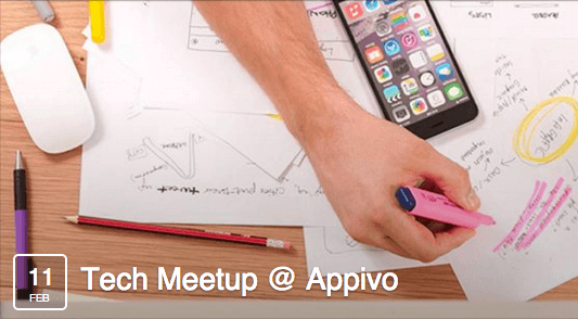 Appivo Meetup in Örebro | Feb 11th | Register Now!