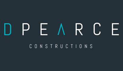 D Pearce Constructions Logo