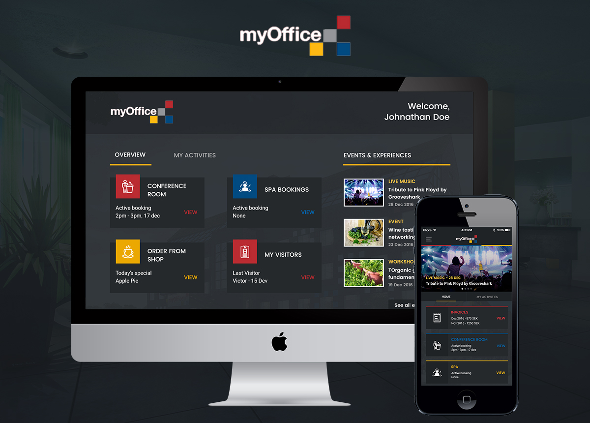 Appivo & myOffice