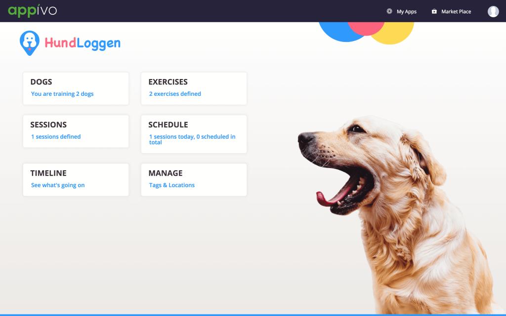 hundlogged-dog-training-app