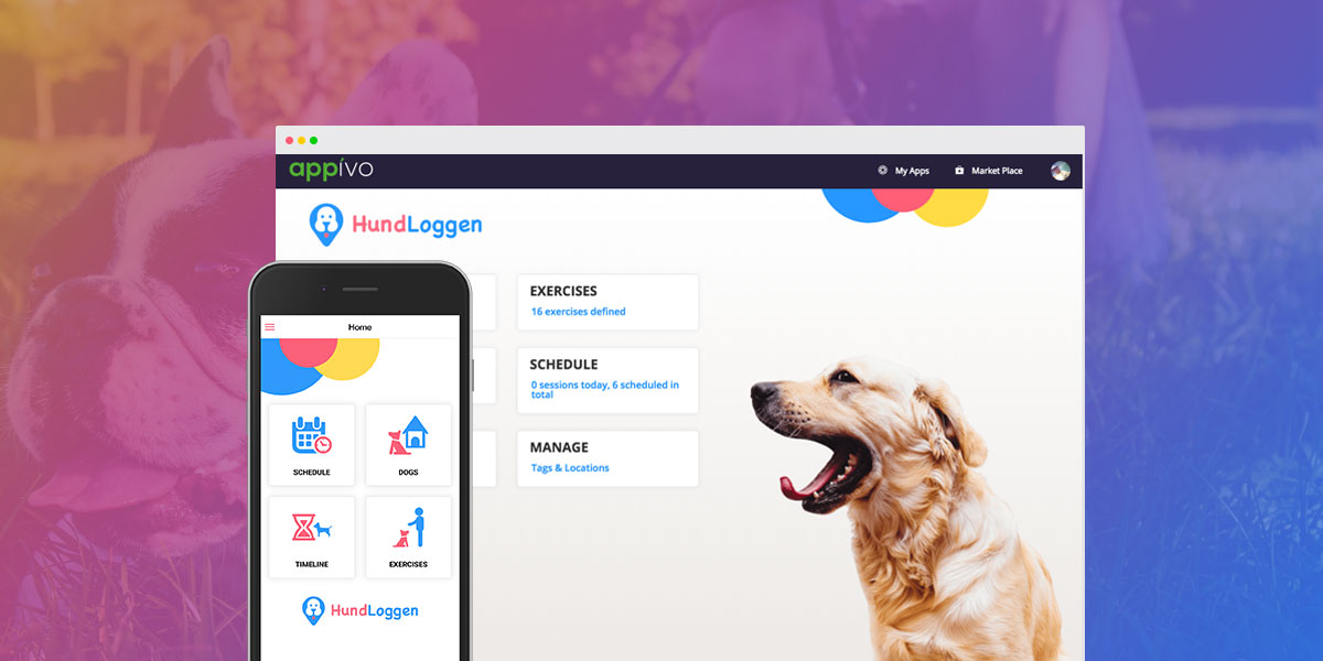 HundLoggen – A dog training app
