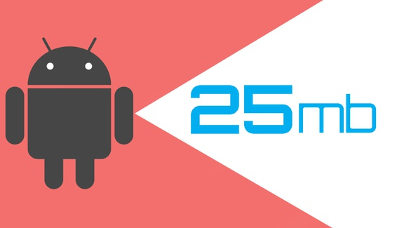 40 Best less than 25 MB Full Version Android Apps with