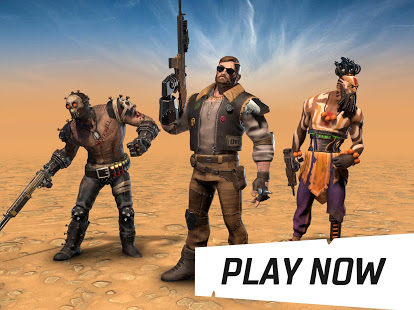 Shooter Arena: Multiplayer Online Shooting Game Game - Free