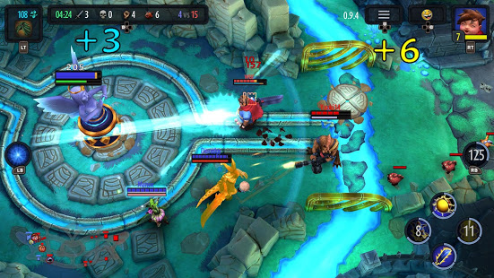Heroes of SoulCraft - MOBA Game - Free Offline Download