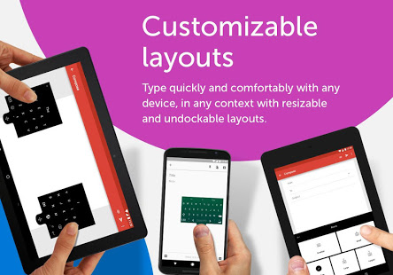 SwiftKey Keyboard App - Free Offline Download | Android APK