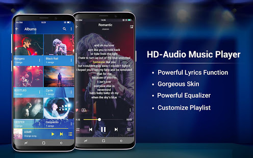 Music Player App - Free Offline Download | Android APK Market