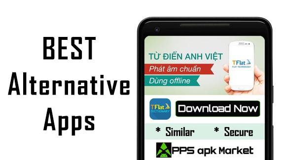 English Vietnamese Dictionary TFlat App - Free Offline Download