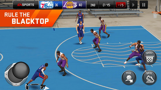 NBA LIVE Mobile Basketball App - Free Offline Download