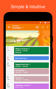 DigiCal Calendar Agenda App - Free Offline Download   Android APK Market