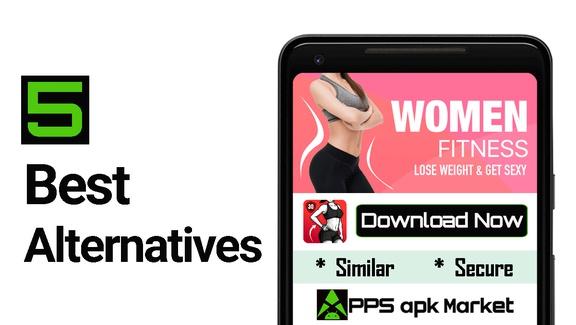 5 Best Free Female Fitness - Women Workout Alternatives