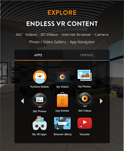 Fulldive VR - Virtual Reality App - Free Offline Download | Android
