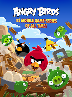 Angry Birds Classic Game - Free Offline Download | Android APK Market
