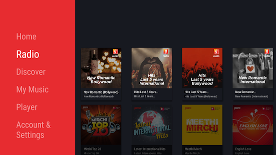 Gaana for Android TV App - Free Offline Download | Android