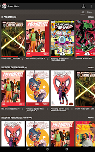 Marvel Comics App - Free Offline Download | Android APK Market
