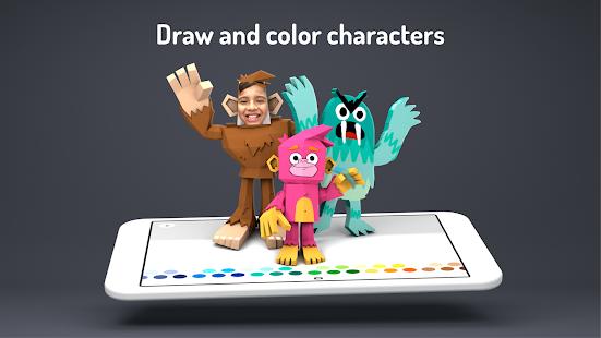Toontastic 3D Game - Free Offline Download | Android APK Market