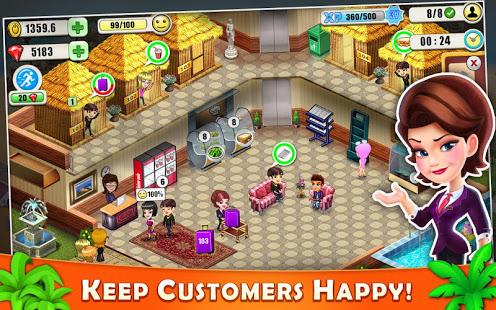 Resort Tycoon - Hotel Simulation Game Game - Free Offline