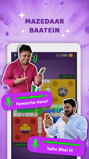 Hello Ludo™- Live online Chat on star ludo game ! Game