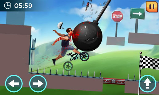 happy wheels apk for android