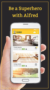 Alfred Home Security Camera App - Free Offline Download