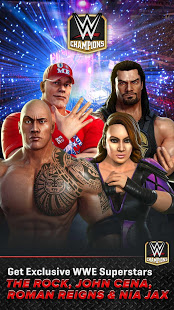 WWE Champions Game - Free Offline Download | Android APK Market