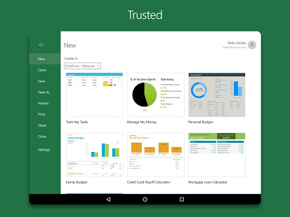 Microsoft Excel App - Free Offline Download | Android APK Market