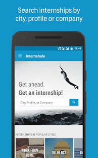 Internshala: Internship Search App for Students App - Free