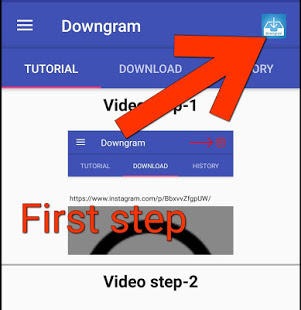 Inst Downloader - Down-gram Free App - Free Offline Download