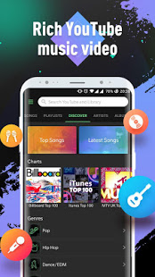 youtube music app download songs