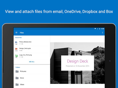 Microsoft Outlook App - Free Offline Download | Android APK