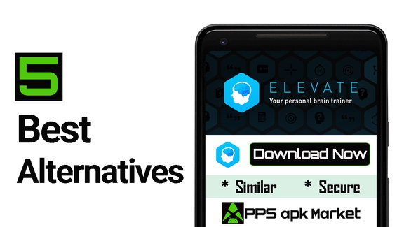 5 Best Free Elevate - Brain Training Games Alternatives