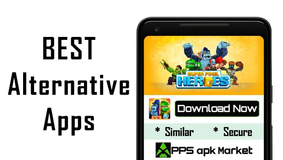 Pixel Heroes: Battle Royale Game - Free Offline Download | Android