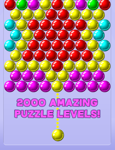 download bubble shooter game free