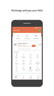 Recharges, Bill Payments, UPI, Mutual Funds App - Free