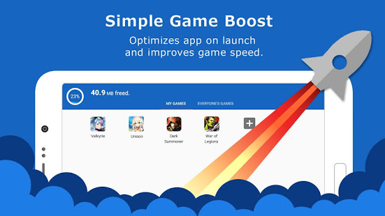 Free Memory Clear|Game Boost Master --Speed Up- App - Free Offline
