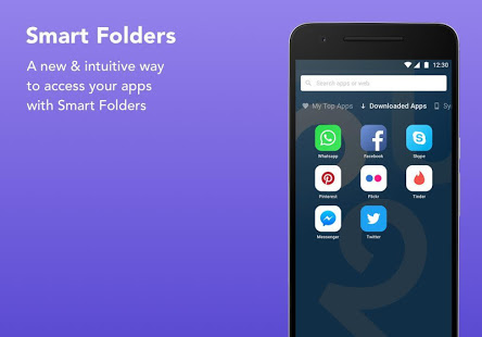 Indus Launcher - No Ads, Top News & Services App - Free