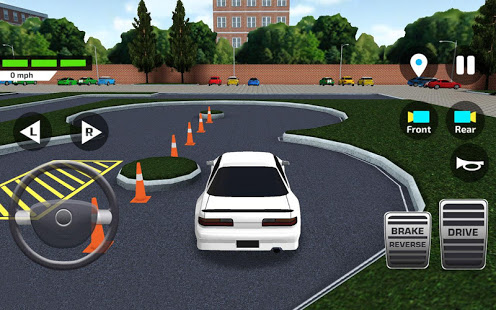 latest car parking games free download
