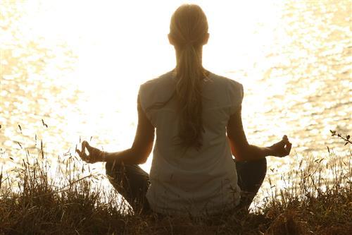 Meditation for Ayurveda article