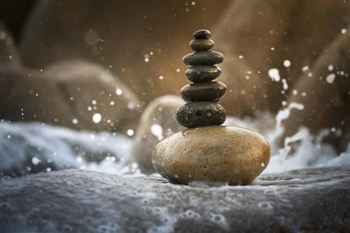 Balance for Ayurveda article