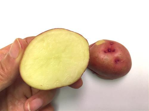 Potato skin care