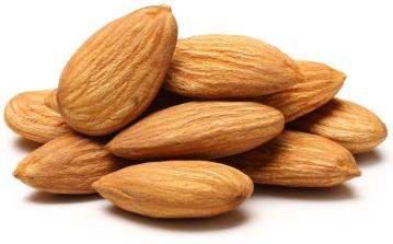 Almond oil for anti-aging