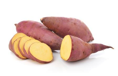 Sweet potato for clear, glowing skin