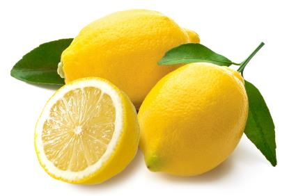 Lemon for radiant, even spotless skin