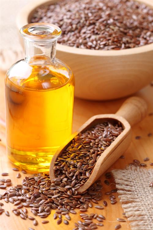 Flaxseed for radiant, even spotless skin