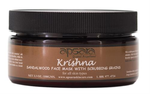 Krishna Sandalwood Face Mask