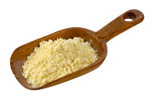 Corn flour for acne and whiteheads