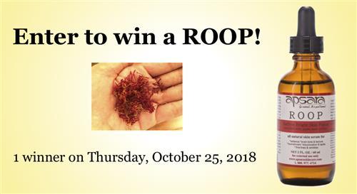 ROOP giveaway