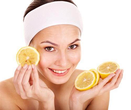 Lemon for blackheads, whiteheads