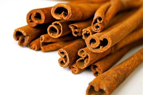 Never use cinnamon skin care