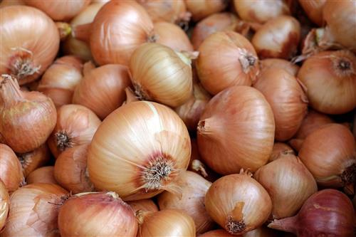 Never use onions skin care
